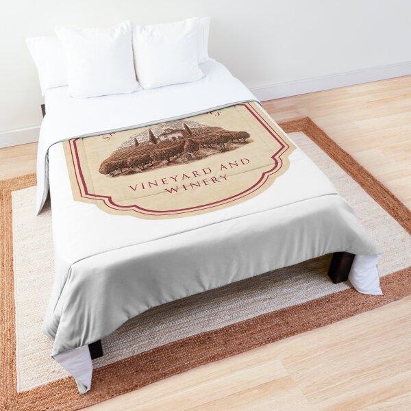 Salishan Cellars Comforter