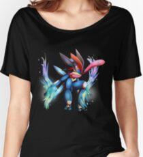 Ash-Greninja Women's Relaxed Fit T-Shirt