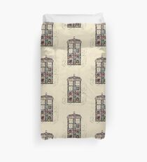 Police Box  Duvet Cover