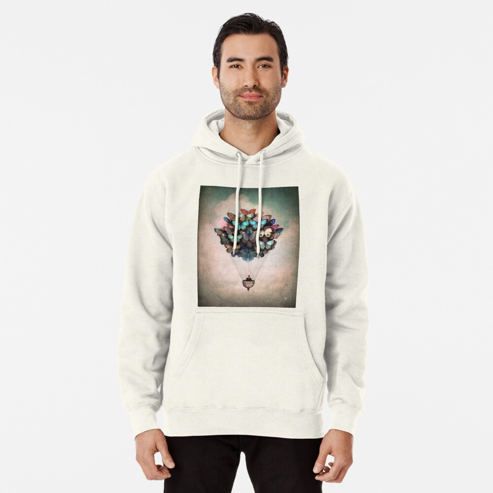 Dream On Pullover Hoodie