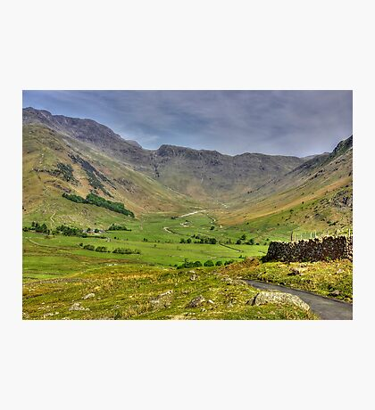 The Valley - Lake District Photographic Print