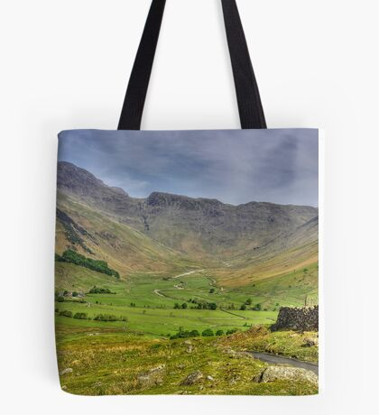 The Valley - Lake District Tote Bag