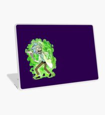 Y-y-you're a good kid, Morty Laptop Skin