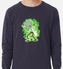 Y-y-you're a good kid, Morty Lightweight Sweatshirt