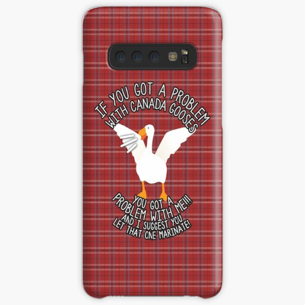 ...and I suggest you let that one marinate! Samsung Galaxy Snap Case