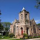 Historic Church by snehit