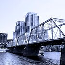 Downtown Grand Rapids by snehit