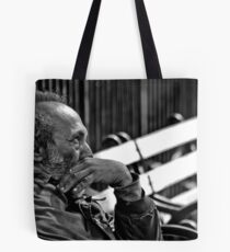 Another day, another bit of despair to ponder Tote Bag