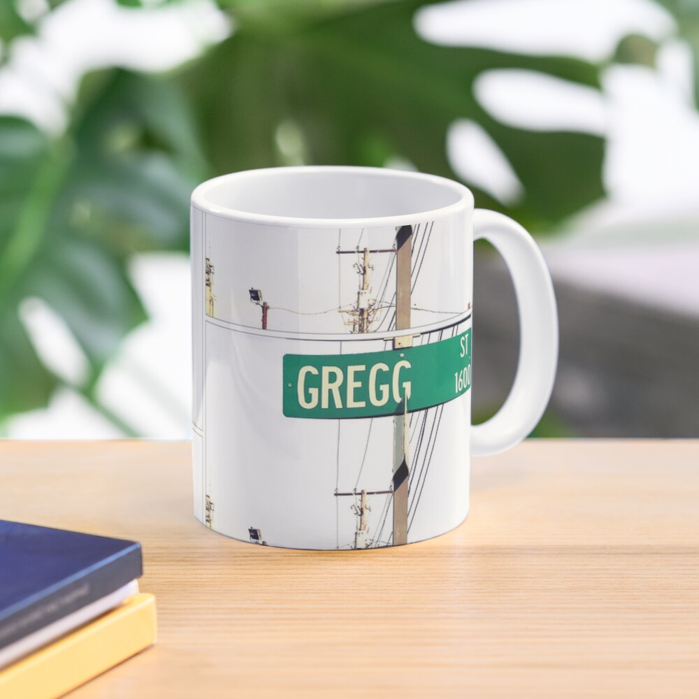 Gregg  Mug