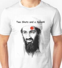 Bin Laden is DEAD!  :) Unisex T-Shirt