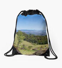 Duck Creek Road Drawstring Bag