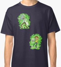 The Rickest Rick and the Mortiest Morty Classic T-Shirt
