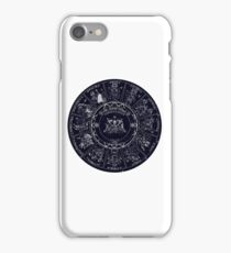 Zodiac Chart iPhone Case/Skin