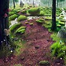 Sanctuary Forest by Roberto Nieto