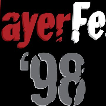 Slayer Fest '98 by lor7883