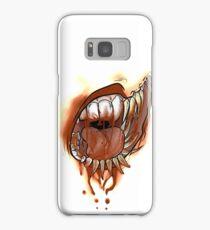 Teeth Samsung Galaxy Case/Skin