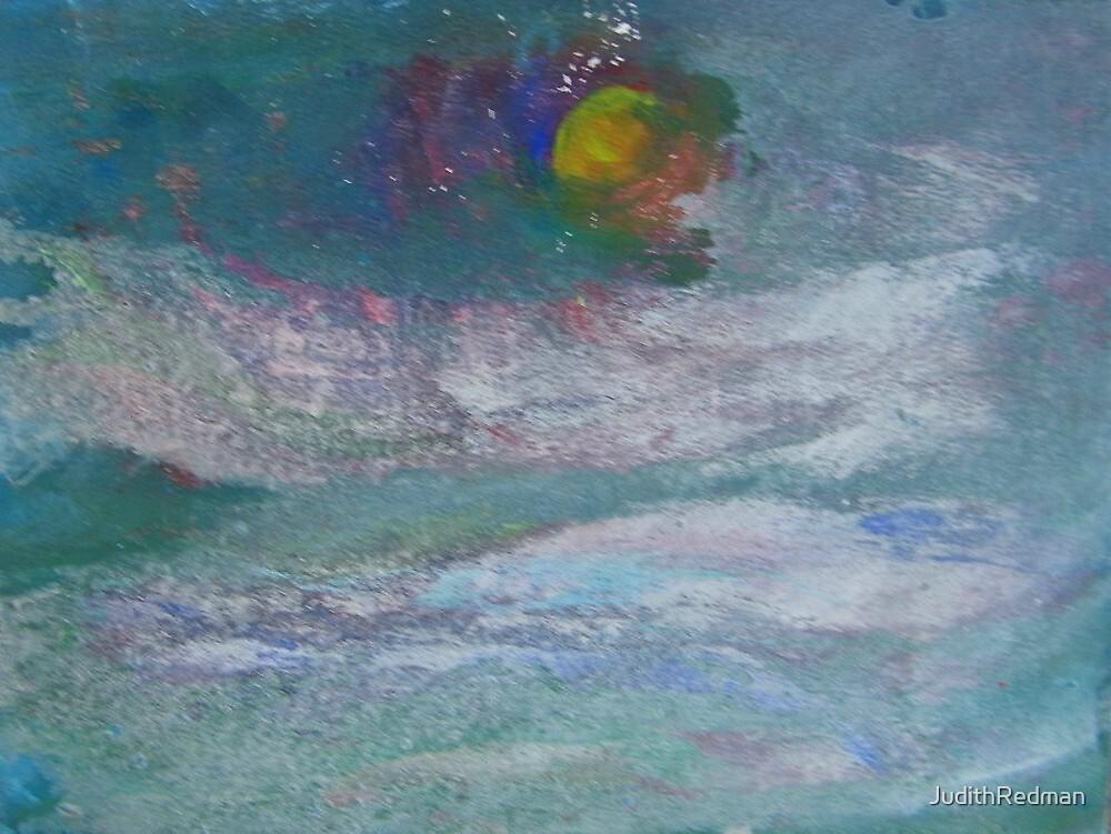 Cloud Moon by JudithRedman