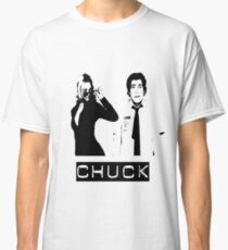Chuck and Sarah Classic T-Shirt