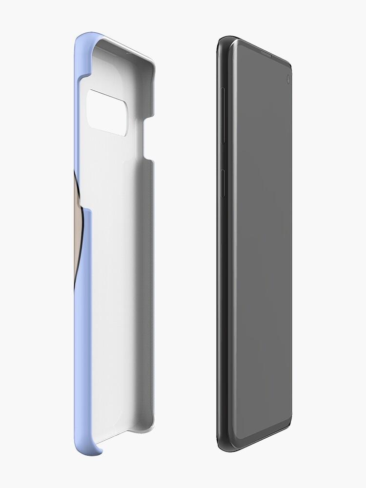 Alternate view of @olaitsnikola Case & Skin for Samsung Galaxy