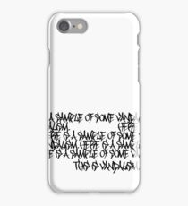VANDALISM iPhone Case/Skin