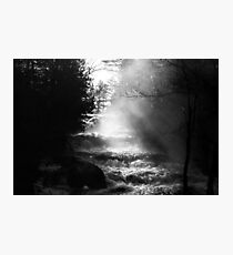 Paradox Waterfalls Photographic Print