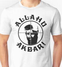 Osama bin Shot! Unisex T-Shirt