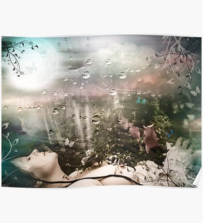I wanted someplace to hang my head Poster
