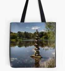 Mountstewart Lake Tote Bag