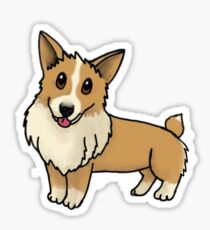 Eevee Corgi Sticker