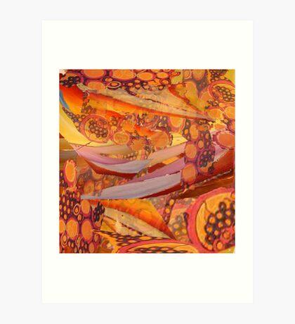 """Bahia Salad"" Art Print"