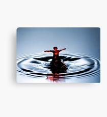 Life Within Canvas Print