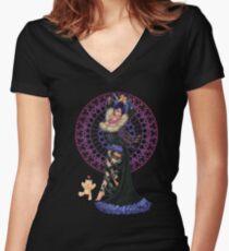Lulu Women's Fitted V-Neck T-Shirt