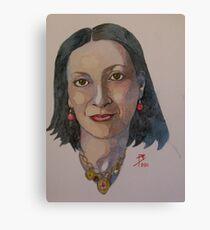 Daphney Canvas Print
