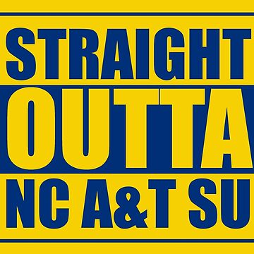 Straight Outta North Carolina A&T SU by MyHeritage