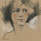 in sketch book by djones
