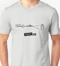 DR HORRIBLE - Death ray Unisex T-Shirt