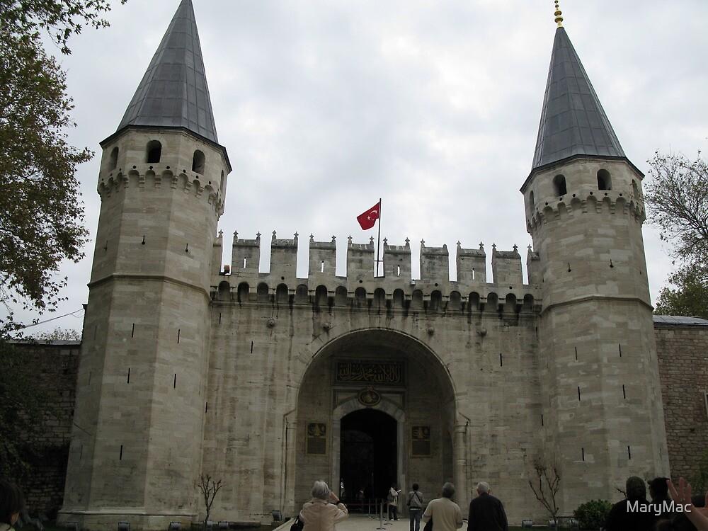 The Topkapı Palace Entrance by MaryMac