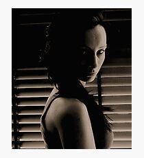 Me... Photographic Print