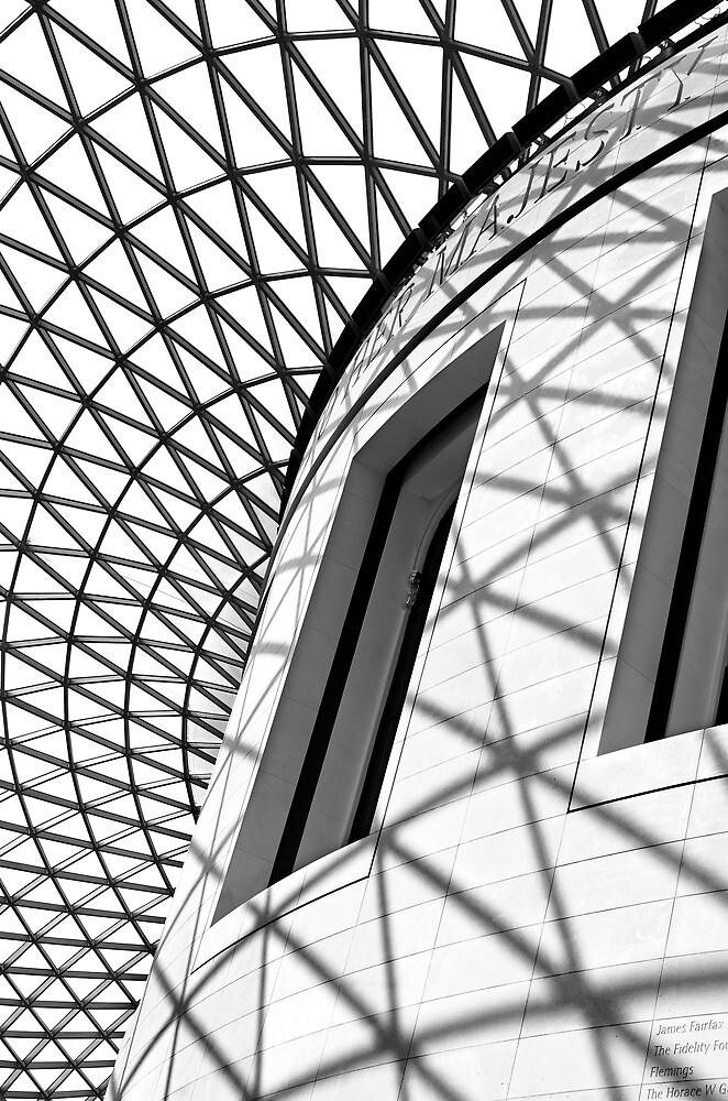 British Museum by Philip Cozzolino