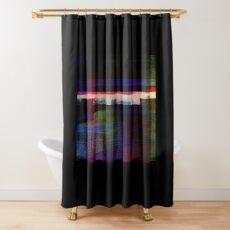 all the light that remains Shower Curtain