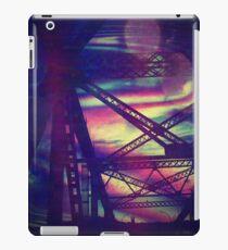 bridgeglitch iPad Case/Skin