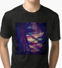 bridgeglitch Tri-blend T-Shirt