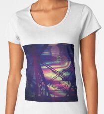 bridgeglitch Premium Scoop T-Shirt