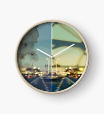 worldline divide Clock