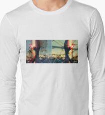worldline divide Long Sleeve T-Shirt