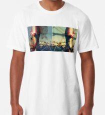 worldline divide Long T-Shirt