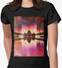 paradise Fitted T-Shirt