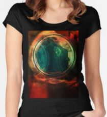 portal Fitted Scoop T-Shirt