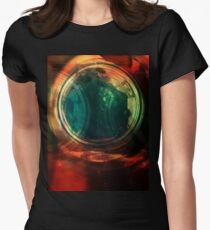 portal Fitted T-Shirt