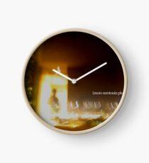 more serotonin please Clock